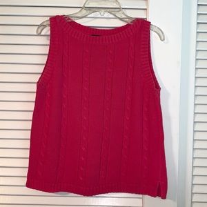 Magenta, boat neck top, 100% cotton